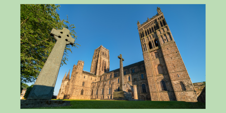 A Literary Pilgrimage of Durham: Guided Walk