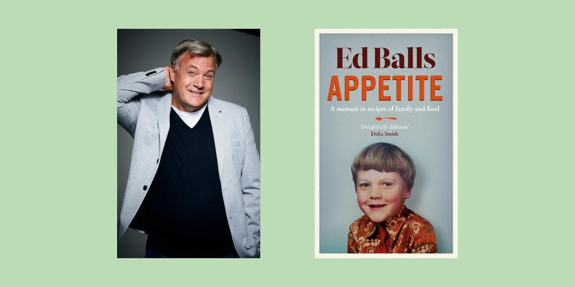 Ed Balls: Appetite