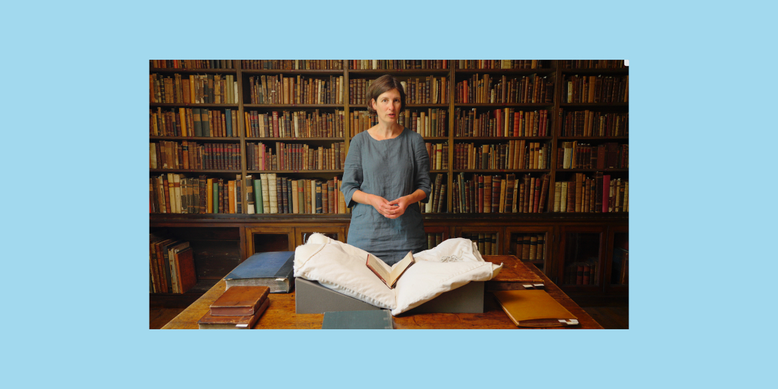 Inside the Archives: Treasures from Palace Green Library
