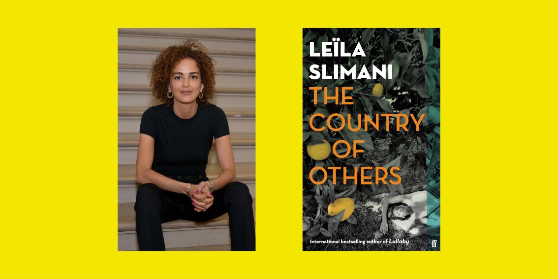 Leïla Slimani in Conversation with Alex Clark